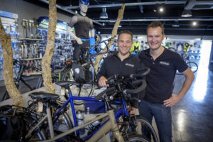 Binnenkijken bij Bike Totaal Wijtman in Vlaardingen