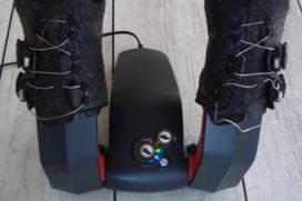 Droge fietsschoenen met Go4Dry