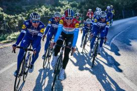 Bryton sponsort Deceuninck–Quick Step Team