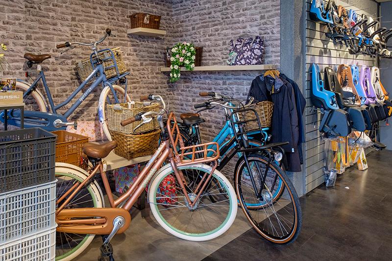 Gazelle-sfeer Bike Totaal Wijtman