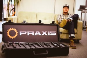 Kruitbosch exclusief distributeur van Praxis Works