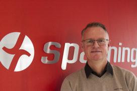 Jaap Jongsma International Key Accountmanager bij Spanninga