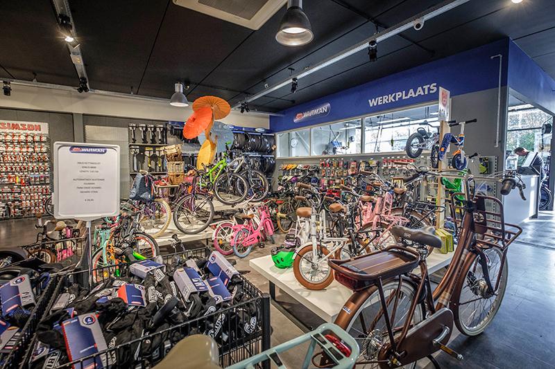 Kinderfietsen Bike Totaal Wijtman