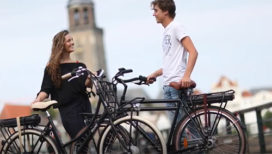 Rivel gaat fietsen in 2019 voorzien van AEG-middenmotor