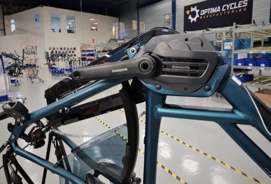Beide City Evo-modellen zijn voorzien van sterke en stille Shimano-middenmotoren.