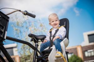 Qibbel Air-achterzitje genomineerd voor Baby Innovation Award