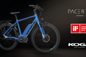 Koga Pace B10 wint iF Design Award