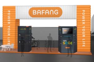 Bafang middenmotoren te testen op E-bike Xperience