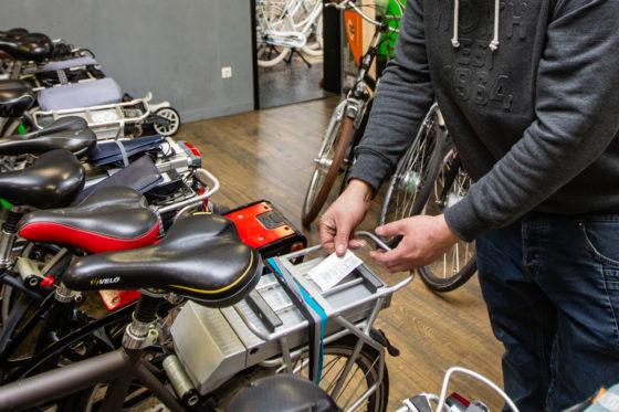 Dankzij het testen van accus zal de verkoop van tweedehands e-bikes zal vlotter verlopen, omdat de nieuwe eigenaar weet wat hij koopt dankzij een duidelijk testrapport.