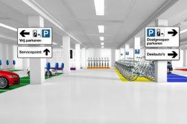 ABN AMRO: Bijna helft Nederlanders positief tegenover delen vervoersmiddelen