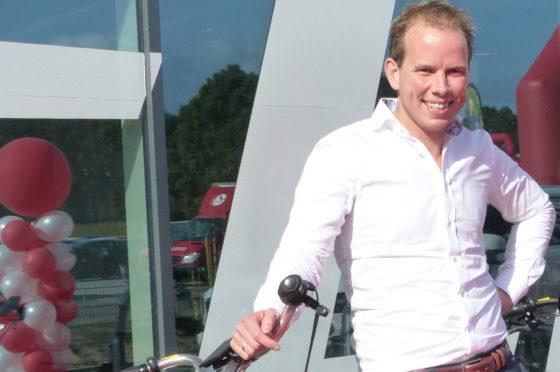 Daan van Renselaar van Stella genomineerd voor EY-verkiezing