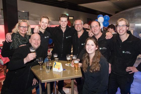 Age van 't Hoff uit Breukelen werd derde.