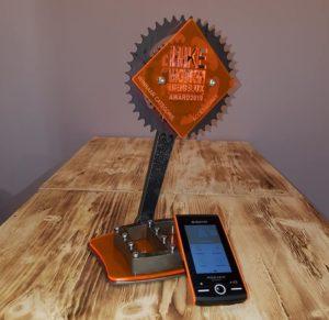 De Sigma Sport Rox 12.0 Sport fietscomputer won op de afgelopen editie van Bike Motion een Award in de categorie Accessoires.