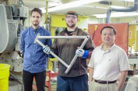 Nieuwe lastechniek dicht kloof tussen aluminium en carbon frames