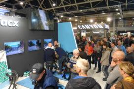 Ruim 43.000 bezoekers voor Bike MOTION en E-bike Xperience MET VIDEO
