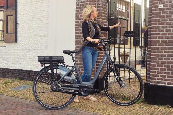 De nieuwe Dutch ID Comfort; no-nonsense e-bike