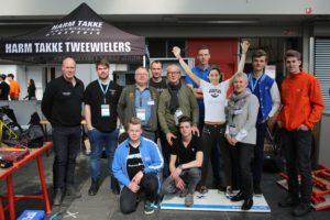 Dylan Schuurman beste fietstechnicus op Skills Heroes