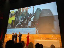 Design Urban Iki kinderzitjes beloond met iF Gold Award 2019