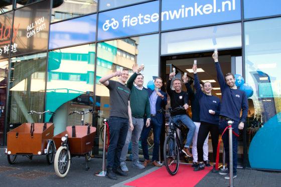 Fietsenwinkel.nl opent in Utrecht eerste experience store