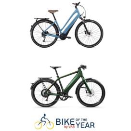 Specialized en Stromer winnen award Bike of the Year in België