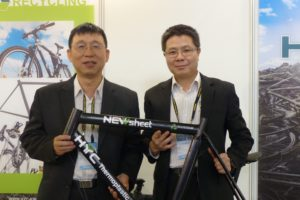 HYC introduceert recyclebare thermoplast fietsframes