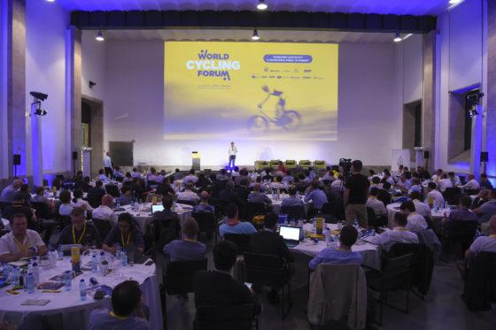 Schrijf nu in voor World Cycling Forum 2019