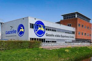 Gazelle's vierde Experience Center niet de laatste die wordt geopend
