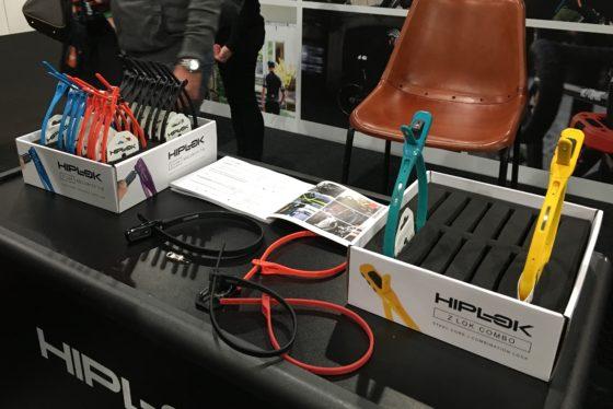 Hiplok was dit jaar aanwezig op de Bike MOTION. Foto Tweewieler