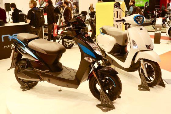 Kymco Ionex: 10 e-modellen in 3 jaar