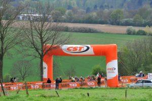 CST kleurt Keutenberg oranje tijdens Amstel Gold Race