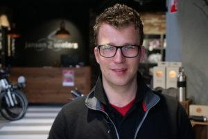 Binnenkijken bij Jansen 2wielers: snelle groei bij jonge ondernemer (met video)