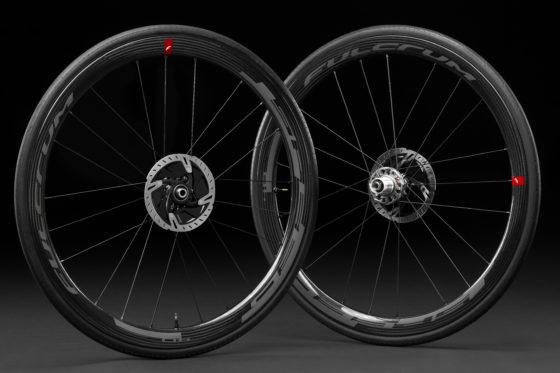 Fulcrum introduceert Speed 40 DB racewielen