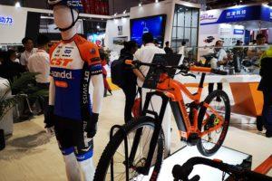 Bafang en American Eagle lanceren dual-suspension e-MTB