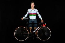 Nieuwe Koga baanfiets moet olympisch goud opleveren