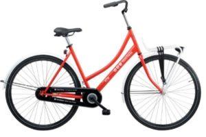 Batavus HTM Bike voor Haags vervoersbedrijf