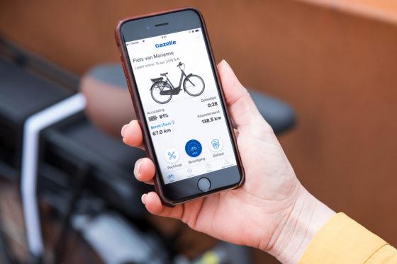 Gazelle introduceert Connected app
