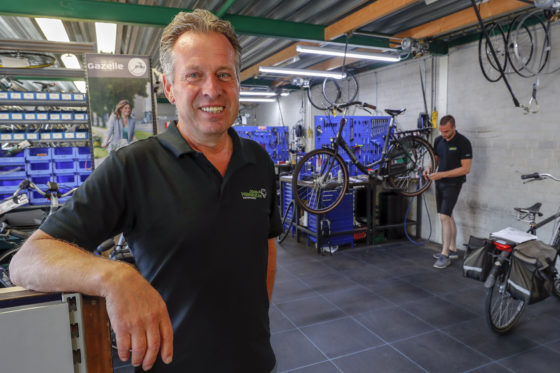 John Vermeulen: 'Ik heb altijd coaches om mij heen gehad'