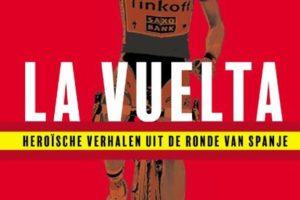 Boek met heroïsche verhalen uit de Vuelta