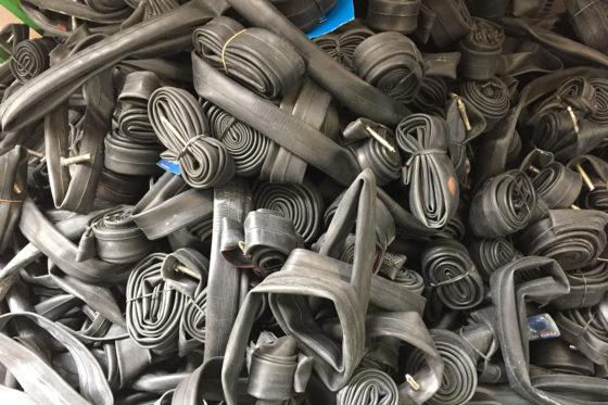 Schwalbe start met recycling binnenbanden