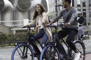 Swapfiets introduceert e-bike met blauwe band