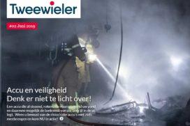 Gratis: online magazine over accu's en veiligheid