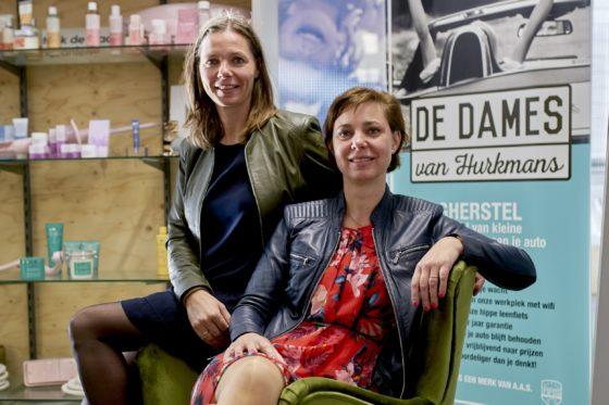 Laat je inspireren: vrouwengarage De Dames van Hurkmans