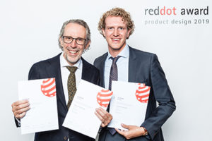 Urban Iki wint Red Dot Design award