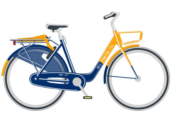 DESIGN: OV fiets