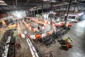 Lekker anders: tweewielerwinkel in oude spelletjesfabriek