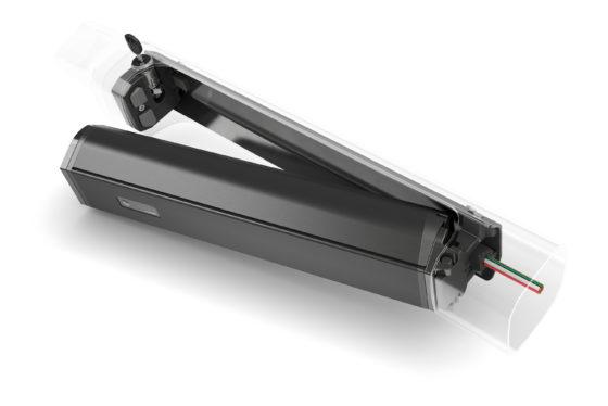 Brose presenteert op Eurobike intube-batterij
