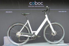 Première op Eurobike: Coboc Seven Kallio, lage instap-design