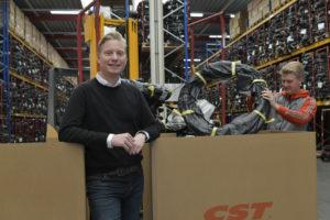 CST-er Tim Dral: 'Ik pluk elke dag de vruchten van mijn winkelperiode'