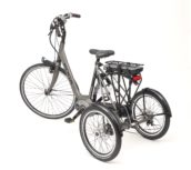 Altena-bike maakt ombouw tot driewieler eenvoudig
