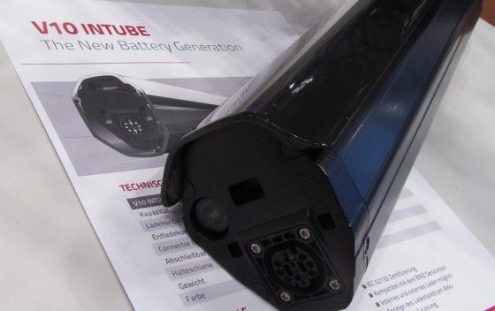 Kostbare InTube-accusystemen domineerden op Eurobike